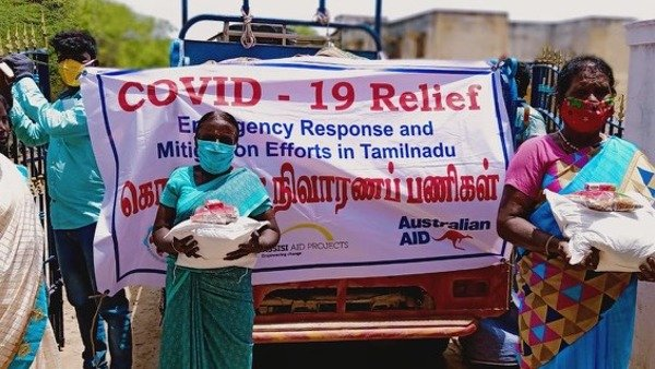 Assisi Aid Projects' response to COVID-19